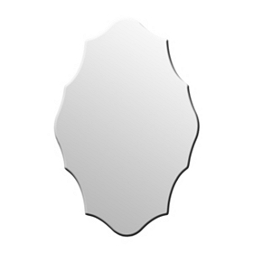 Royal Frameless Mirror, 24x36