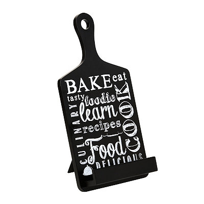 Foodie Tablet and Cookbook Holder