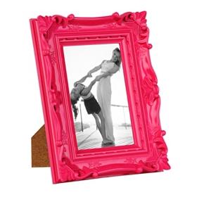 Karolina Ornate Pink Picture Frame, 5x7