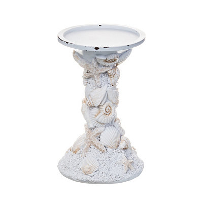 Sand Piper Candle Holder, 6 in.