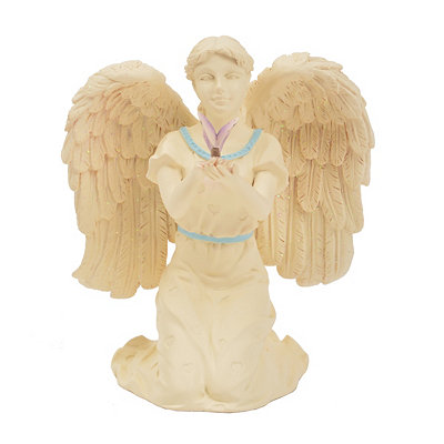 Butterfly Dreams Angel Statue