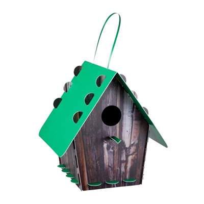 Old Wooden Barn Birdhouse