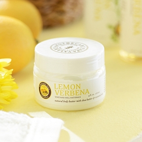 Lemon Verbena Natural Body Butter