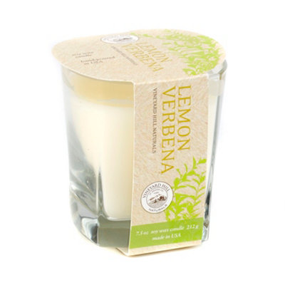 Lemon Verbena Natural Candle