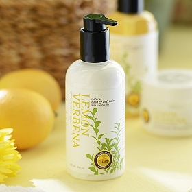 Lemon Verbena Natural Lotion