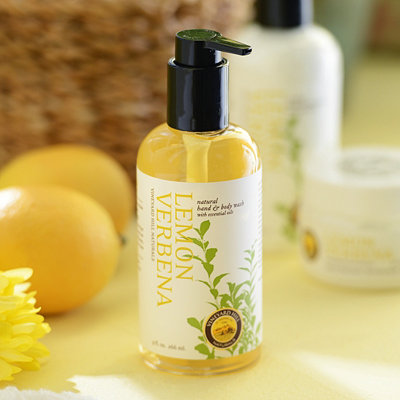 Lemon Verbena Natural Hand and Body Wash