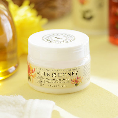 Milk and Honey Natural Body Butter