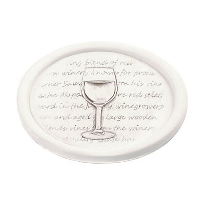Vineyard Wine Bottle Coaster