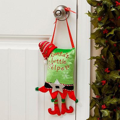 Elf Feet Door Hanger