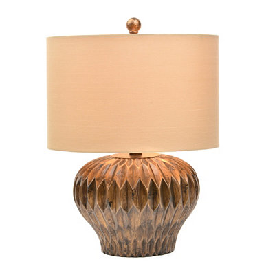 Accordion Fold Table Lamp