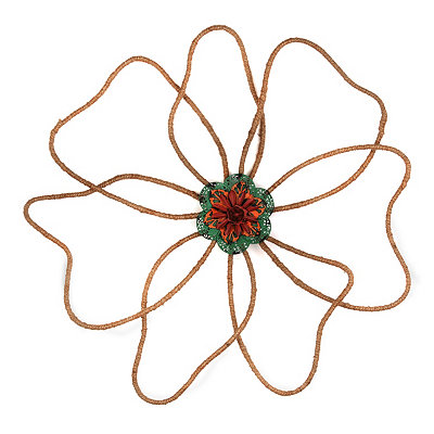Decorative Rope Flower, 20 in.