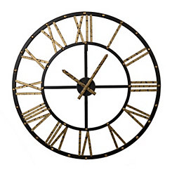 Addison Open Face Clock, 30 in.