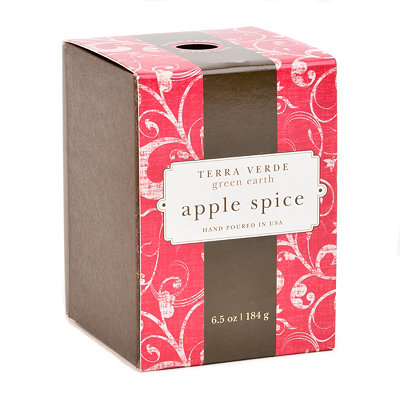 Apple Spice Terra Verde Candle