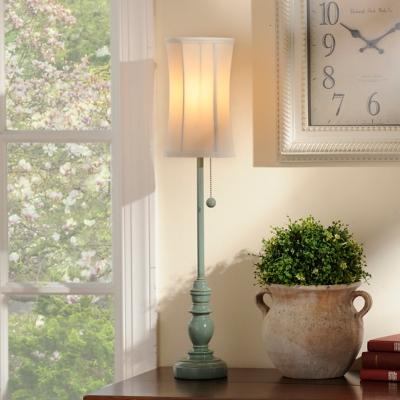 Classic Blue Buffet Lamp
