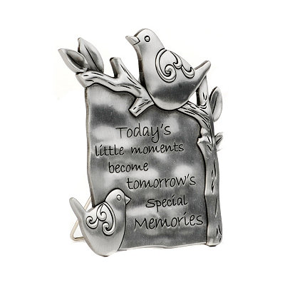 Pewter Special Memories Statue