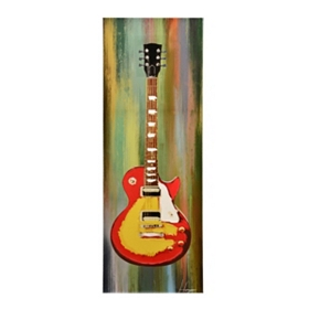 Electric Guitar I Canvas Art Print