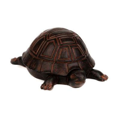 Bronze Turtle Hide-a-Key