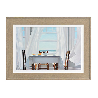 Becoming Centered Framed Art Print
