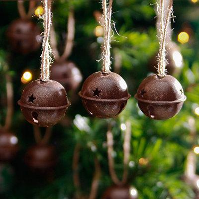 Rustic Metal Jingle Bells