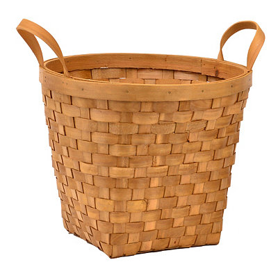 Chipwood Apple Handle Basket