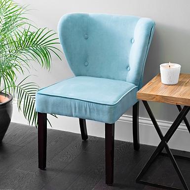 blue furniture living room. Dylan Caribbean Accent Chair Living Room Furniture  Kirklands