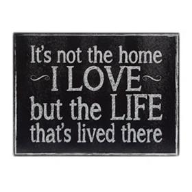Love the Life Cutting Board