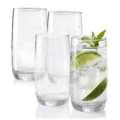 Bola Stemless Wine Glass, Set of 4
