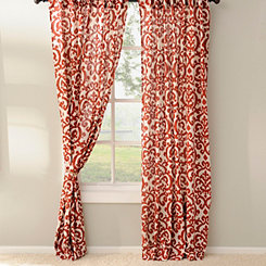 Spice Darby Curtain Panel Set, 84 in.