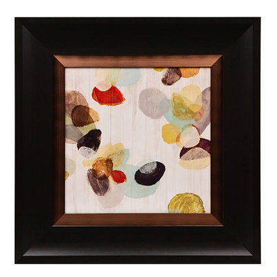 Outside Treasures II Framed Art Print