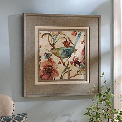 Garden Moment II Framed Art Print