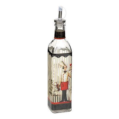 Chef and Wine Oil Dispenser
