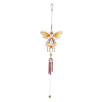 Copper Angel Wind Chime