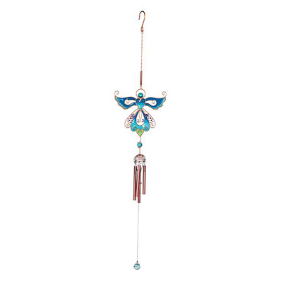 Blue Angel Wind Chime