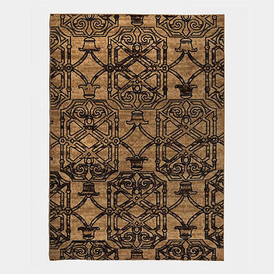 Jackson Regal Lattice Area Rug, 5x7