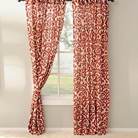 Spice Darby Curtain Panel Set, 96 in.