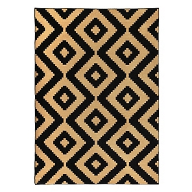 Jackson Aztec Ivory Area Rug, 5x7