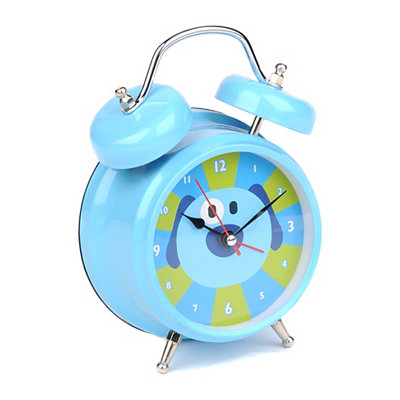 Talking Puppy Tabletop Alarm Clock
