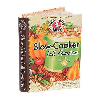 Slow Cooker Fall Favorites Cookbook