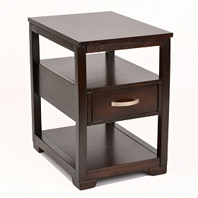 Binali Birch Accent Table