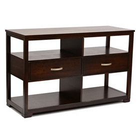 Binali Birch Media Console