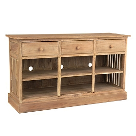Driftwood Media Console
