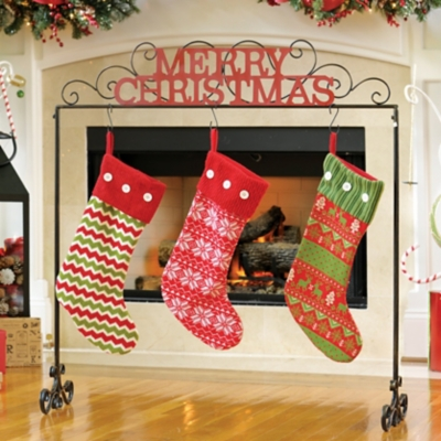 Christmas stockings amp stocking holders