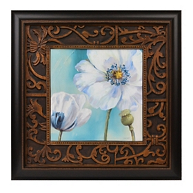 Blue Dance II Framed Art Print