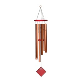 Bronze Earth Wind Chime