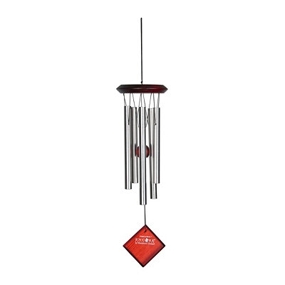 Mars Silver Wind Chime
