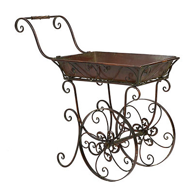 Flower Cart Plant Stand