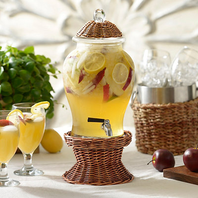 Willow Base Beverage Dispenser