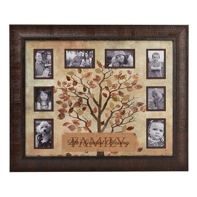 Life's Greatest Blessing 8-Opening Collage Frame