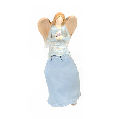 Blue Angel Shelf Sitter