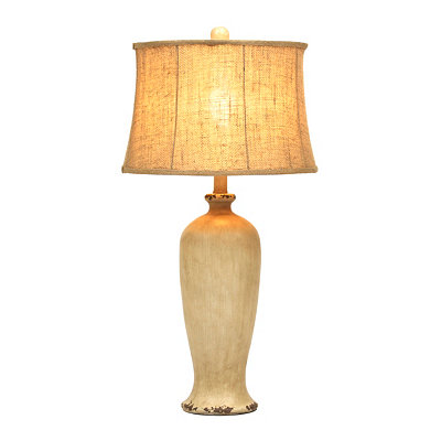 Navajo Cream Table Lamp
